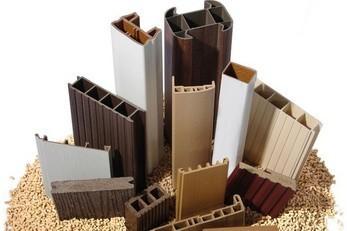 ассортимент древесно-полимерного композита