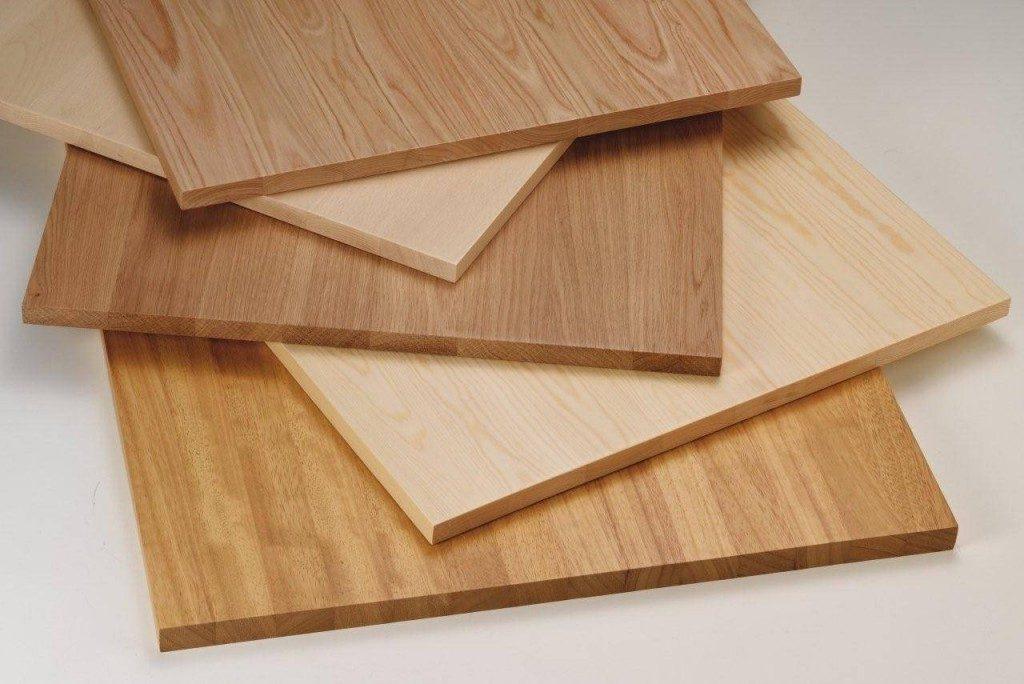 отделочные материалы из древесины