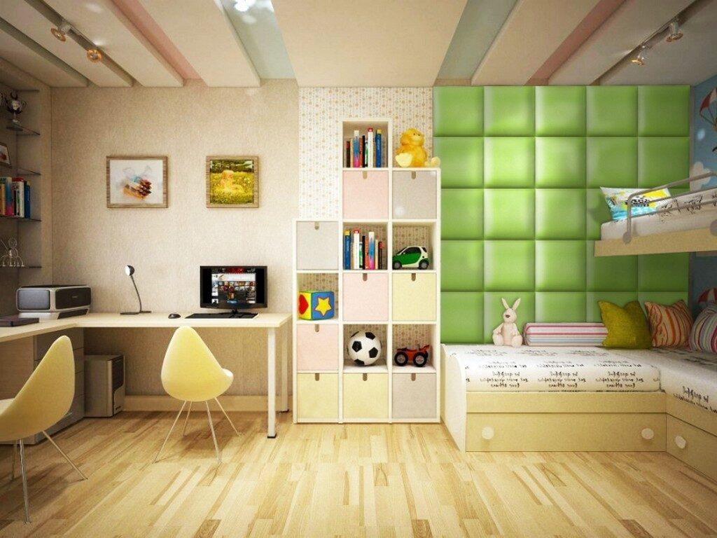 стеновые панели 3D в детскую+