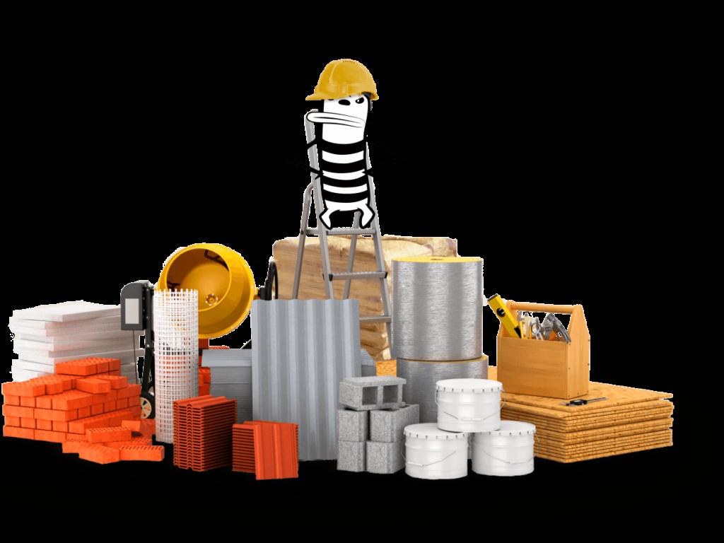 группа строительных материалов